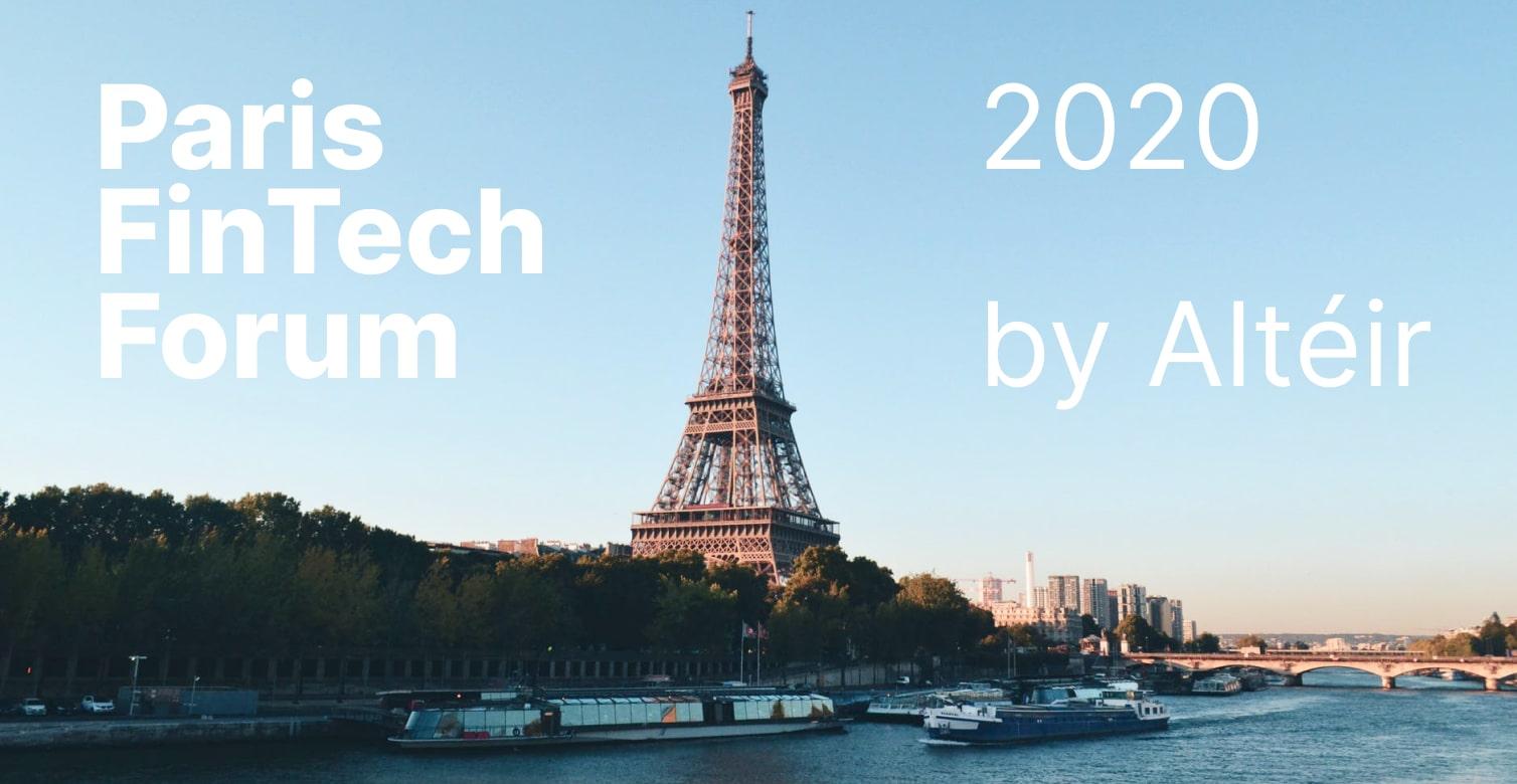 HES at Paris Fintech Forum 2020