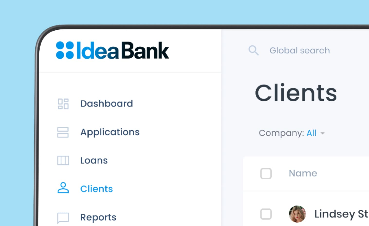 IdeaBank Study Case