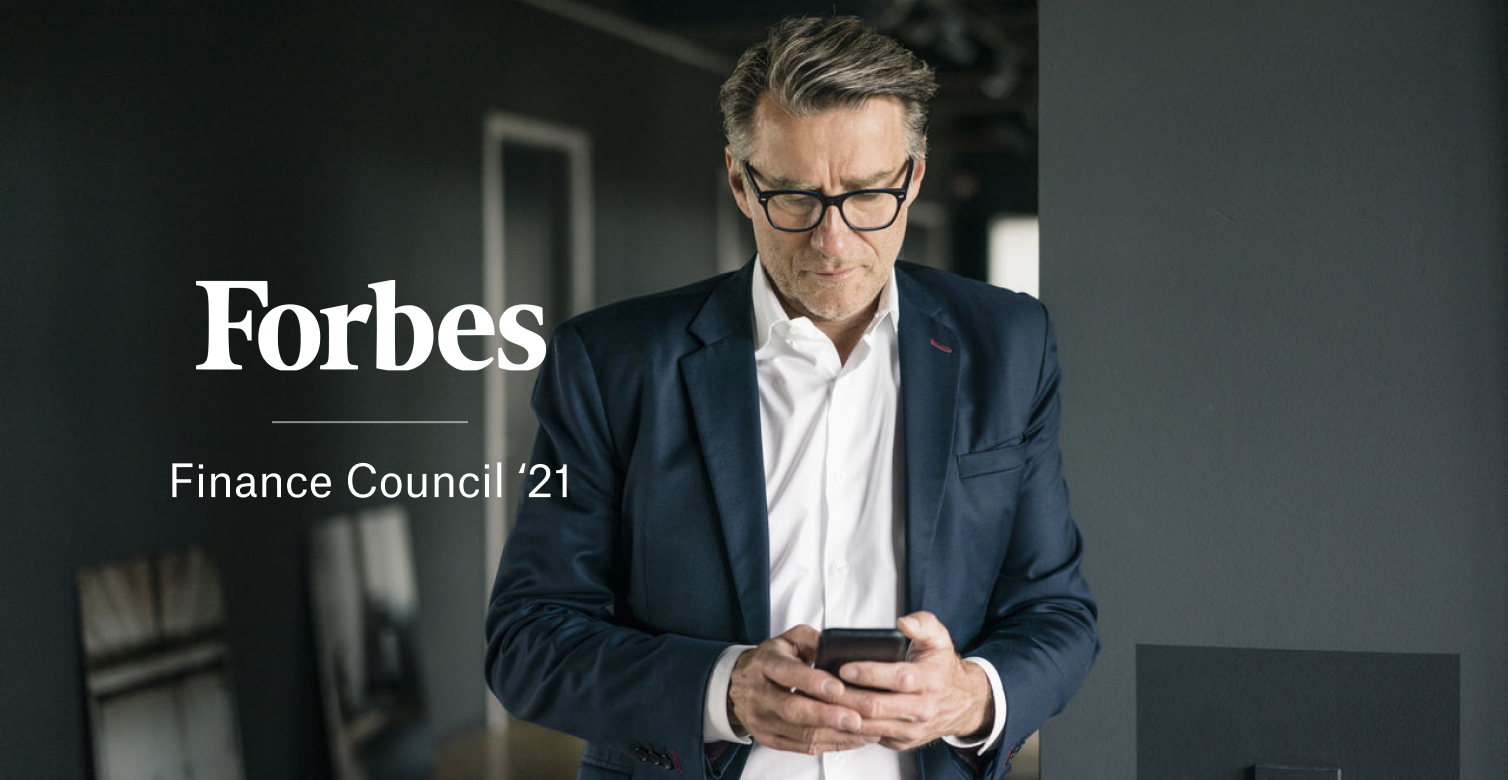 Forbes Council: FinTech Trends To Look Out For 2021